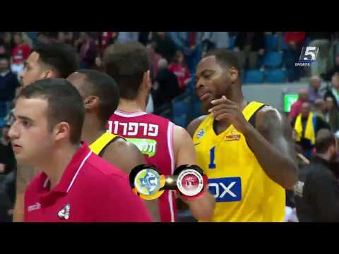 Winner-League Game 8: Hapoel Jerusalem 71 - Maccabi FOX Tel Aviv 88