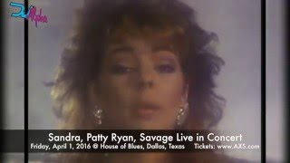Sandra, Patty Ryan, Savage Greatest Hits Video Mix by DJ Alpha Italo Disco / New Wave Mix