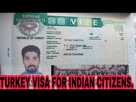 How to apply turkey visa from india. #traveldesiboy #travel #istanbul #ankara