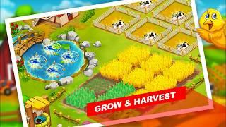 Country Farming : Farm Frenzy