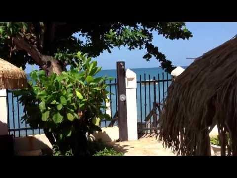 Oceanfront Rincon Puerto Rico Bed and Breakfast Tres Sirenas Beach Inn