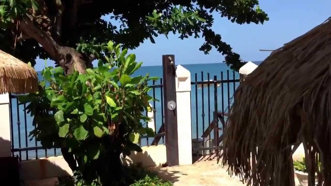 oceanfront rincon puerto rico bed and breakfast tres sirenas beach