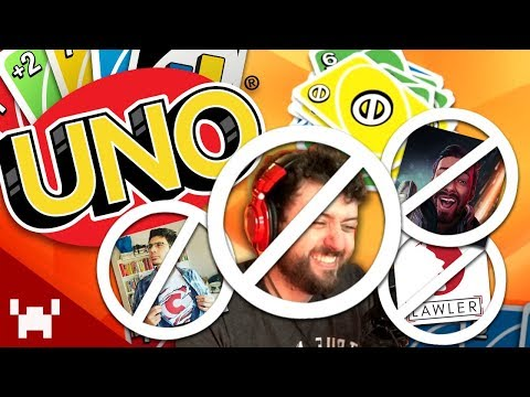 SO HERE IS THE PLAN...   UNO 2v2 w/ Ze, Chilled, Gassy, & Lawler
