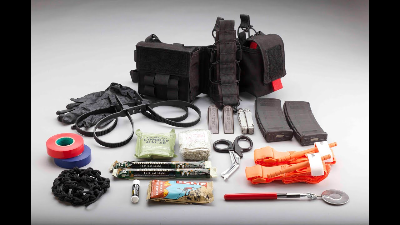 Active Shooter Response Kit
