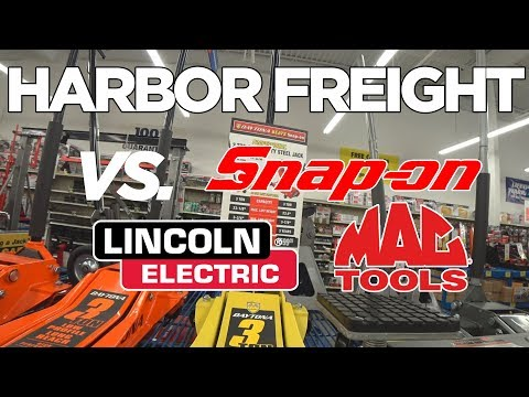 Thoughts on Harbor Freight's New