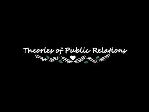 Theories of Public Relations