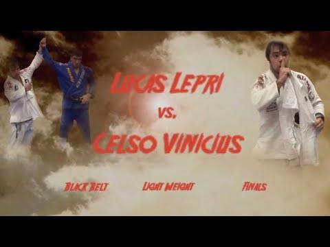 Celso Venicius VS Lucas Lepri / Pan Championship 2008