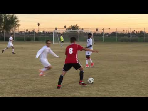 Paradise Valley High School Boys Soccer [2 - 1] Glendale High School