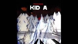 Radiohead - Motion Picture Soundtrack