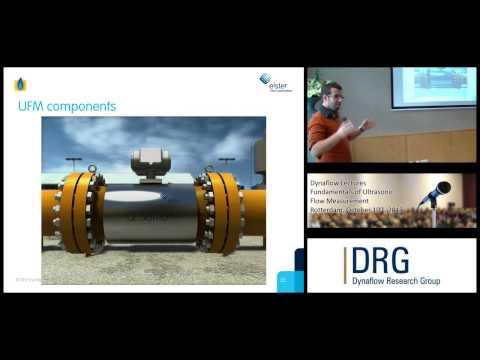 Dynaflow Lectures - October 10th 2013 - Ultrasonic Flow Measurements