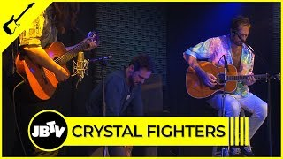 Crystal Fighters - LA Calling (Acoustic) | LIVE @ JBTV