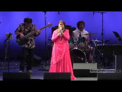 Rekha Bharadwaj - Moving Closer - Live