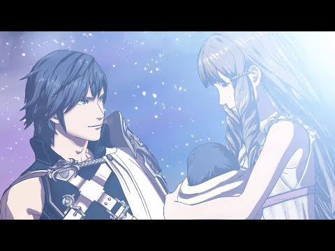 Fire Emblem: Awakening [HD] - Opening Movie with Sound Effects