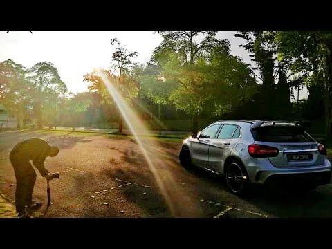 Pandu Uji: Mercedes Benz GLA45 AMG.. kereta mental.