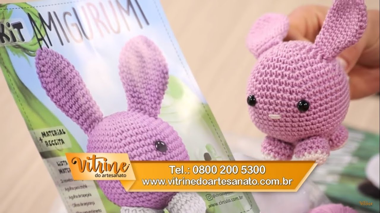 Amigurumi for Beginners How to make the base of the ball animal in ... | 720x1280