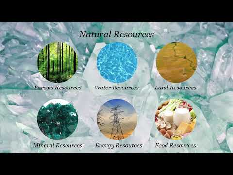 Mineral Resources - Environmental studies