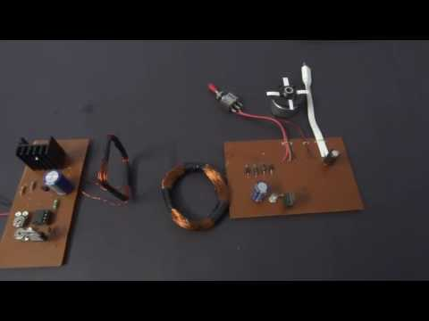 wireless electricity transfer/Mobile charger