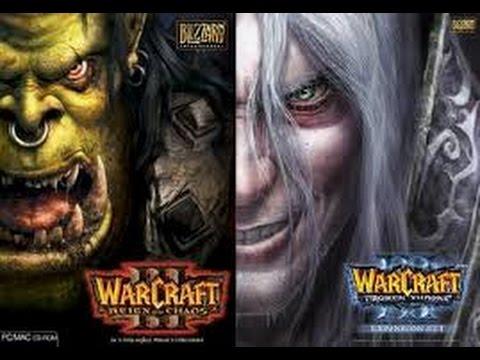 Warcraft 3 gratis download.