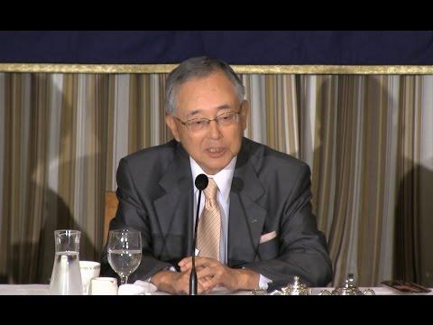 Yoshihiko Miyauchi: Senior Chairman, ORIX Corp.