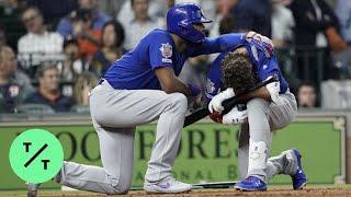 chicago-cubs-outfielder-albert-almora-jr-breaks-down-after-line-drive-hits-child-fan