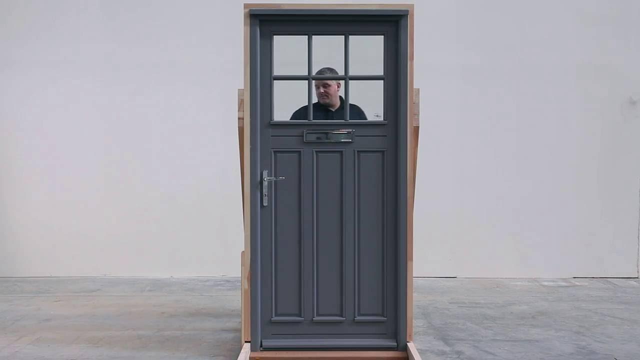 Timber Doors Maintenance Tips & Timber Doors Maintenance Tips - YouTube pezcame.com