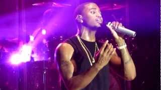Trey Songz - Love Faces | Live in Berlin, 9 January 2013