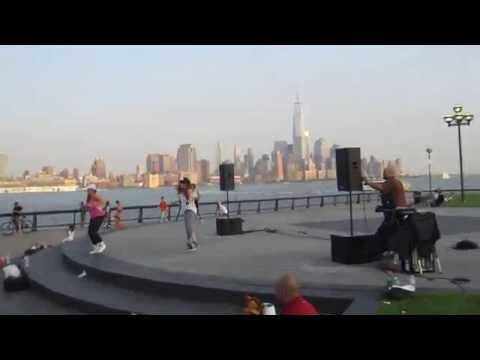 Zumba on Pier A- hoboken !!