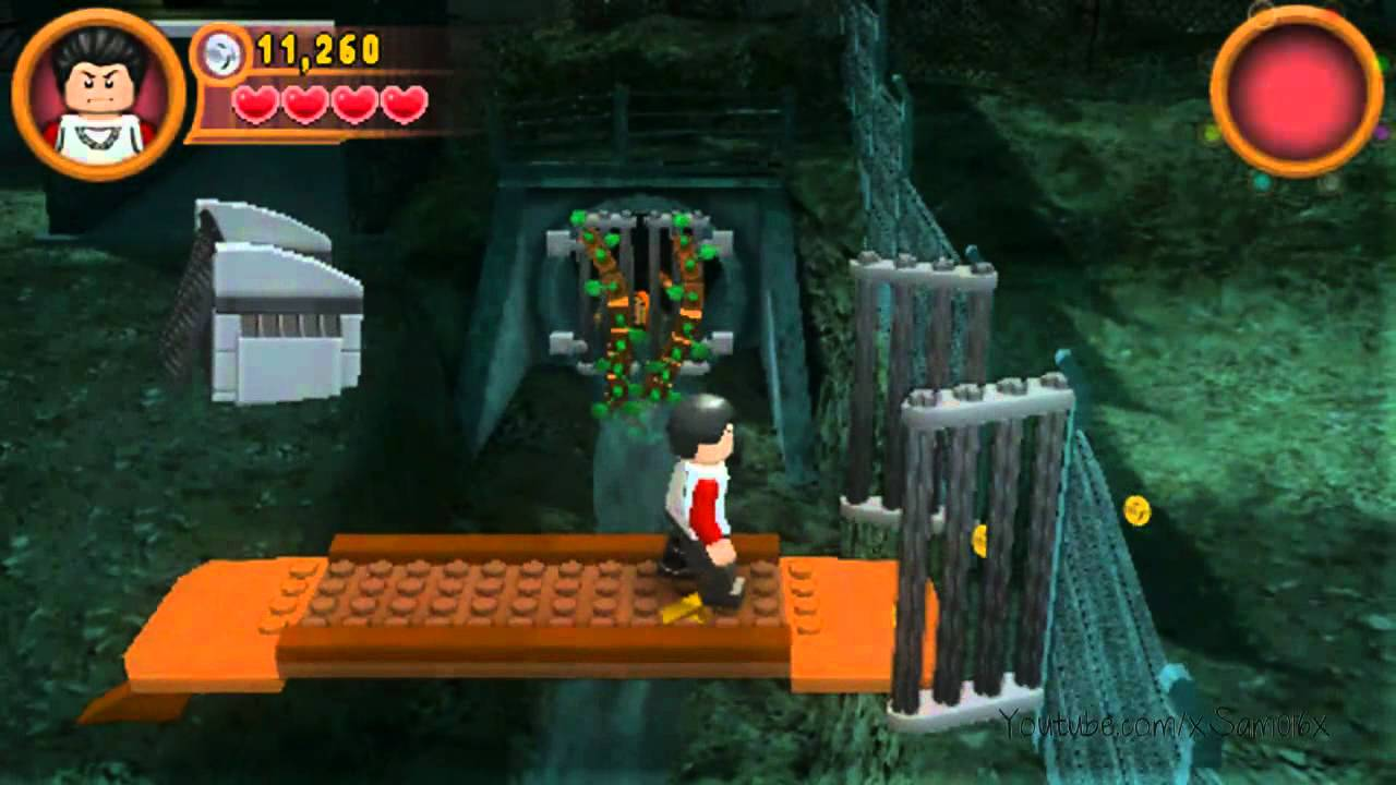 Lego Harry Potter Years 5 7 Psp Gameplay