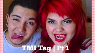 TMI Tag! | With My Boyfriend Pt 1 Thumbnail