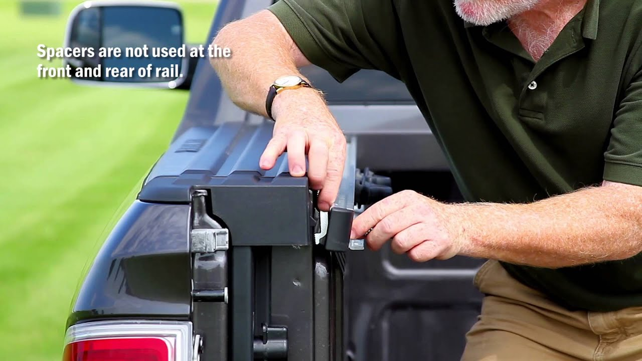Access Bed Cover >> Dodge RamBox- Special Clamping for Side Rail Installation ...