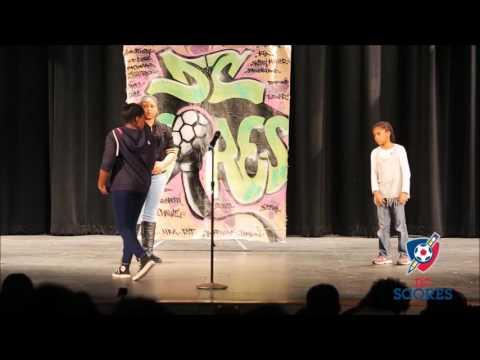 Beers Elementary School performs at 2016 Poetry Slam!