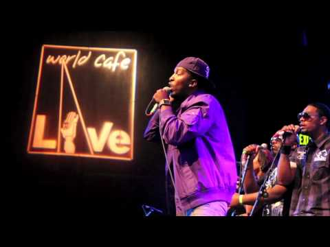 NATURAL FINE  performed LIVE @ THE HYPE (World Cafe Live)