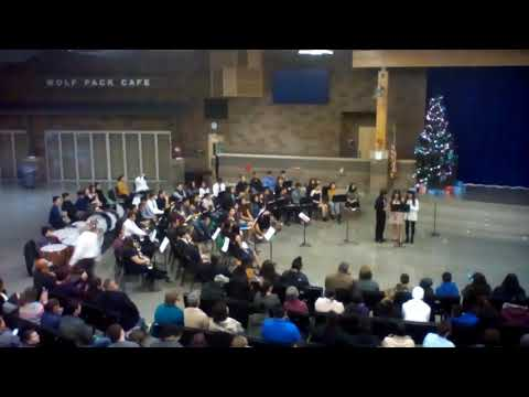 Hallejuah by Wapato High School Band Soloists