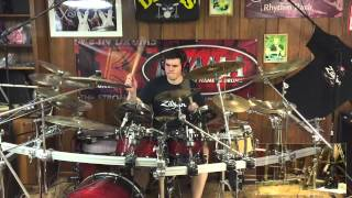 Alter Bridge - Farther Than The Sun (Drum Cover by JD)