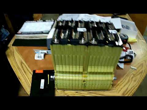 Copy of Chevy Volt Battery Disassembly  - Quick rundown