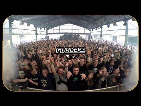 Hedex ft. MC Skywalker Live at Univerz Festival - Invaderz Stage