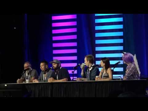 BronyCon 2017 The Art of the Maniacal Laugh: Voicing Villains