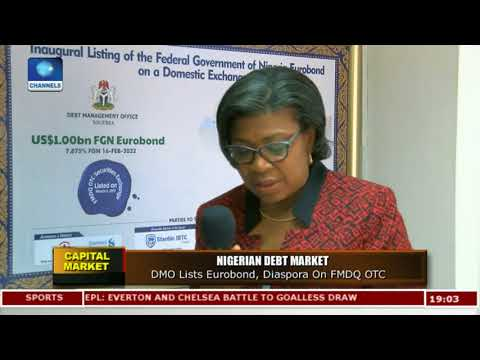 DMO Highlights Benefits Of Listing Eurobond, Diaspora On FMDQ OTC |Capital Market|