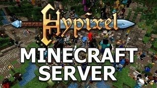 2 режима! quakecraft + VampireZ сервер Hypixel