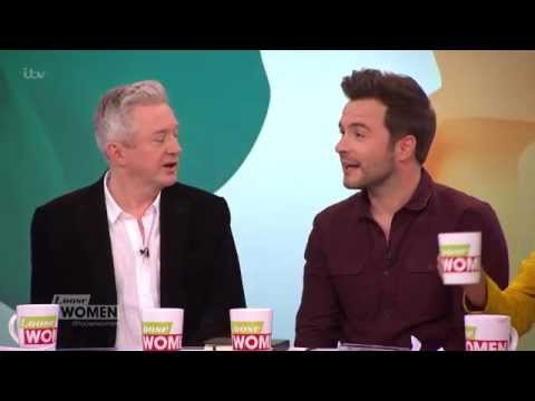 Louis Walsh And Shane Filan | Loose Women