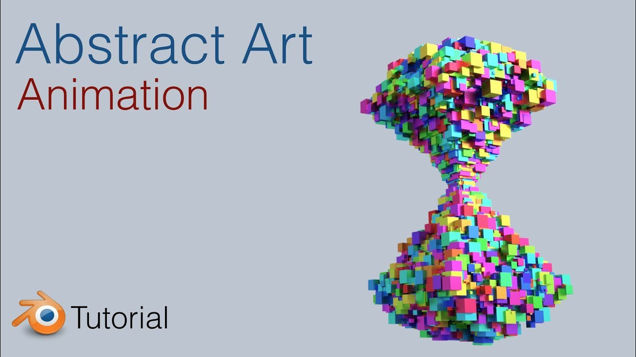 Blender Abstract Animation Tutorial (Cycles) - YouTube