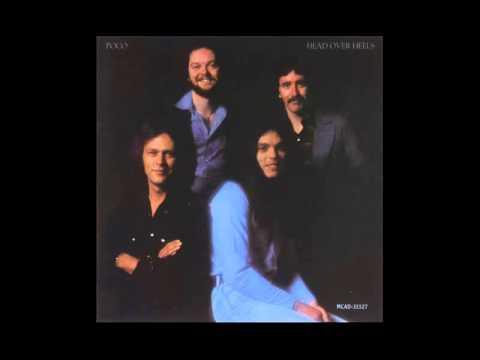 Poco-Head Over Heels (1975) (Full album Vinyl)