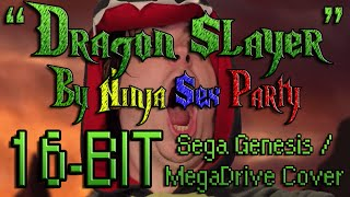 "A 16-BIT rendition of NSP's song ""Dragon Slayer""! More NSP, Starbom..."