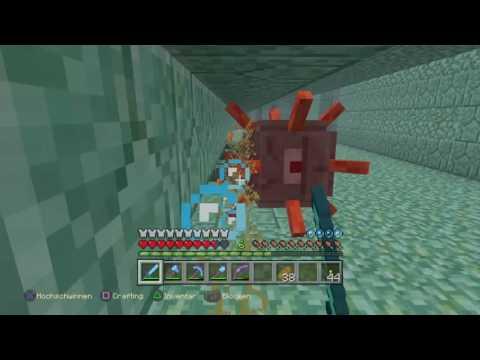 Minecraft Part 2 : Schwamm In Den Ofen