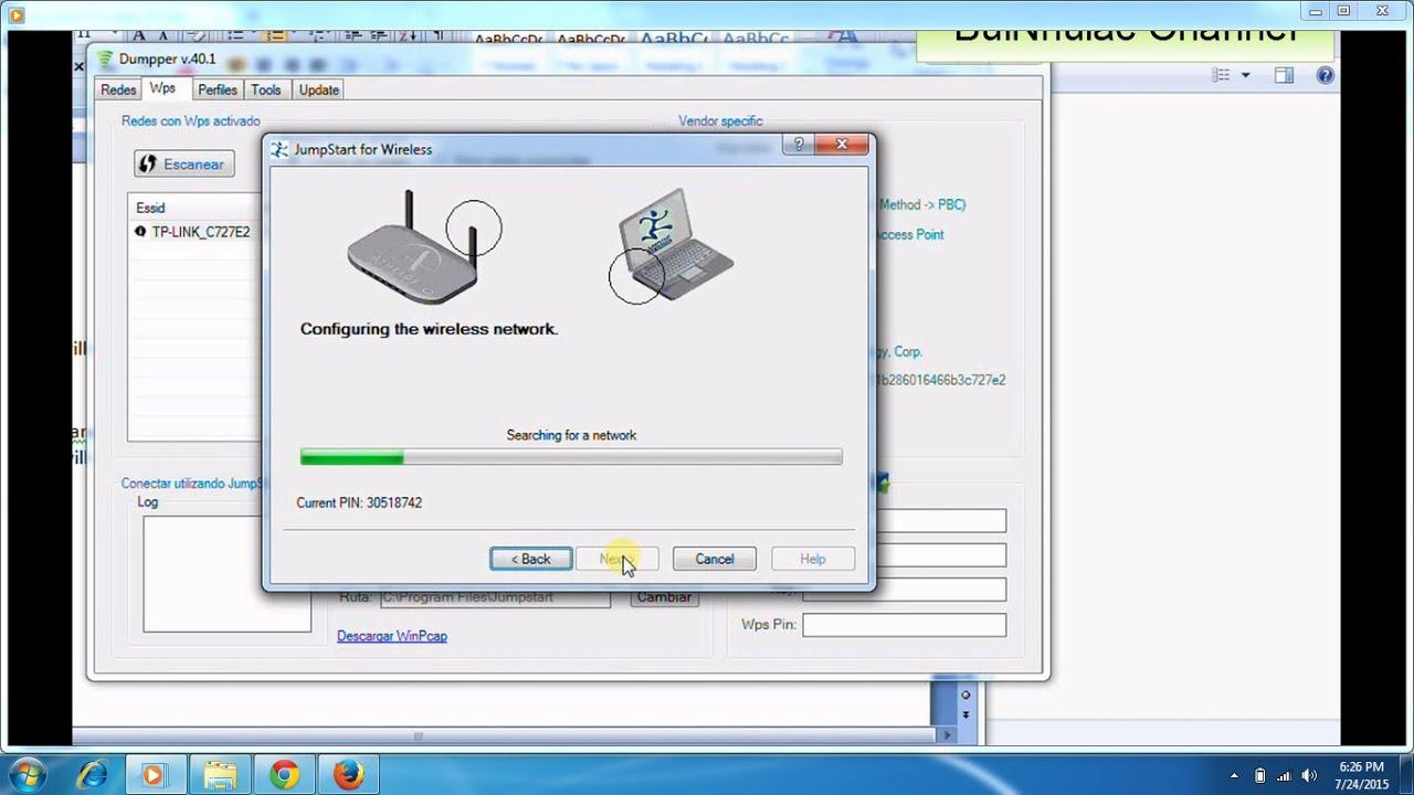 Dumper Wifi V 303