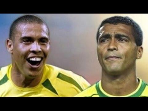 Friendly   Match   1997:   Brazil   vs    Mexico