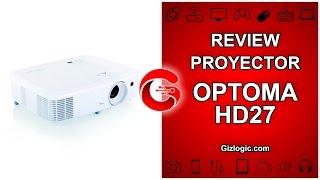 optoma hd27 review en espaol de este proyector