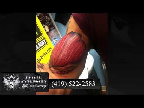 Artful Impressions Tattoo Art Gallery