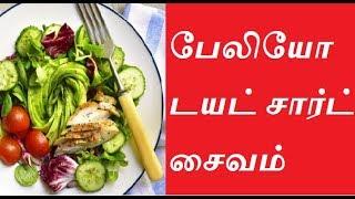 பேலியோ டயட் சார்ட் சைவம் - Check the Video for Paleo Diet Chart Vegetarian with Meal Plans. சைவ பேலியோ டயட்டில் ...
