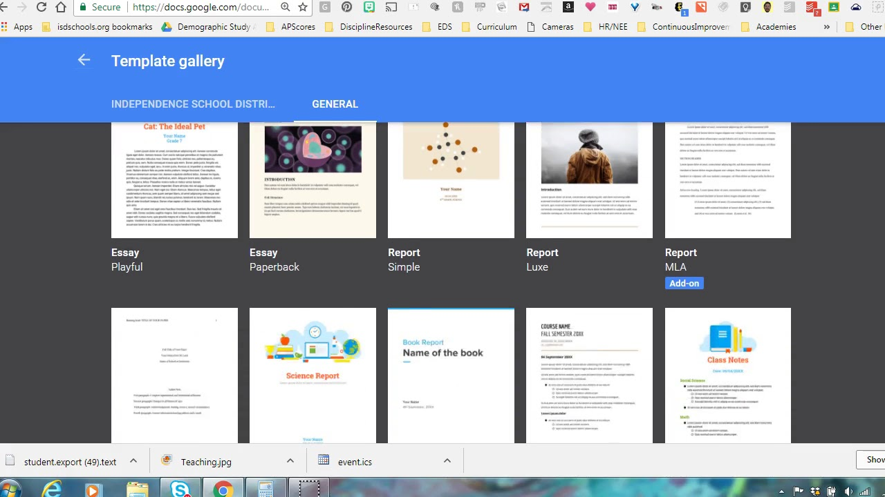 Accesing Resume Templates From Google Drive  Youtube